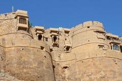 Jaisalmer Indien Royaltyfri Fotografi