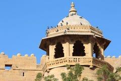 Jaisalmer Indien Arkivfoto