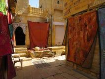 Jaisalmer, la India Imágenes de archivo libres de regalías