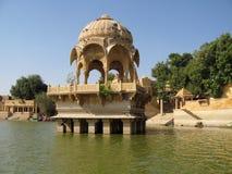 Jaisalmer Lake Royalty Free Stock Photography