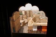 Jaisalmer, Rajastan stock afbeeldingen