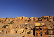 Jaisalmer in Rajasthan, India. Royalty Free Stock Photos