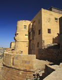 Jaisalmer in Rajasthan, Indien. Lizenzfreie Stockfotos