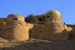 Jaisalmer in Rajasthan, Indien. Stockfotos