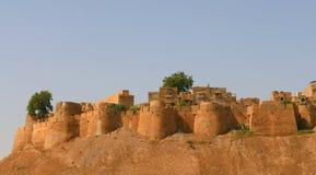 Jaisalmerfort. Rajasthan, India Royalty-vrije Stock Foto