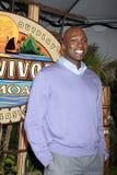 """Jaison Robinson am Presse-Test für den """"Überlebenden:  Samoa-"""" Finale lizenzfreie stockfotos"""