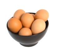 jaja świeże Fotografia Stock