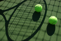 jaja 3 tenisa Zdjęcia Stock