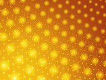 jaja abstrakcyjna złota tapeta ilustracja wektor