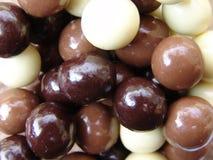 jaja czekoladę fotografia stock