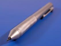 jaja głowa długopis makro Zdjęcia Stock