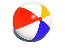 jaja na plażę Obraz Royalty Free