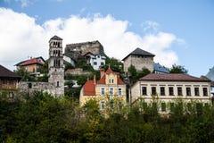 Jajce, Βοσνία Στοκ Εικόνες