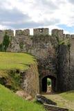 Jajce fästningport Fotografering för Bildbyråer