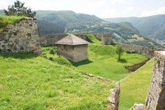 Jajce Fortress Stock Photo