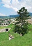 Jajce Fortress Stock Photo
