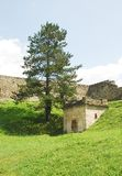 Jajce Fortress Royalty Free Stock Image