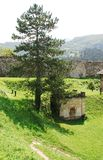 Jajce Fortress Royalty Free Stock Images