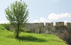 Jajce Fortress Stock Photography