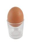 Jajeczna filiżanka Obrazy Stock
