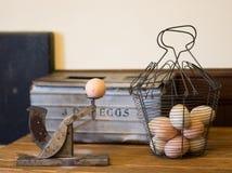 Jajeczna równiarka Obrazy Stock