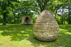 jajeczna skała Fotografia Royalty Free