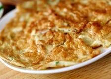 jajeczny omlet Fotografia Stock