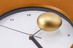 jajeczny przyrosta gniazdeczka s czas twój zdjęcie royalty free