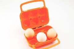 Jajeczny pudełko Zdjęcia Stock