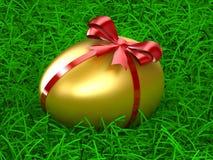 jajeczny złoty royalty ilustracja