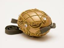 jajeczny złoty Zdjęcia Royalty Free