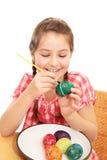 jajek dziewczyny obraz Obraz Stock