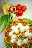 jajka faszerujący Obraz Stock