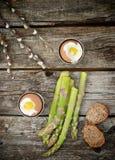 Wielkanocny śniadanie Zdjęcie Stock