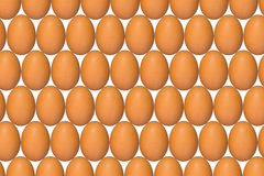Jajka i więcej jajka Fotografia Stock