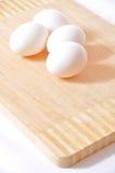 jajka organicznie Fotografia Stock