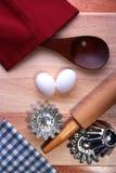 jajka przyczepiają kołysanie się Obrazy Stock