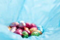jajka zawijający zdjęcie royalty free
