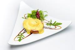 jajko kłusujący Fotografia Stock