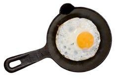 jajko smażący zdjęcia royalty free