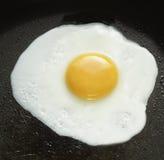 jajko smażący Obraz Royalty Free