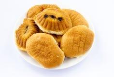 Jajko torty - Tradycyjny Tajlandzki cukierki Obrazy Stock