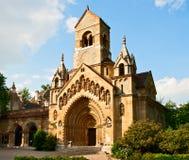 Jak Chapel, Budapest fotografia stock