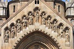 Free Jak Church In Budapest Stock Photos - 88885463