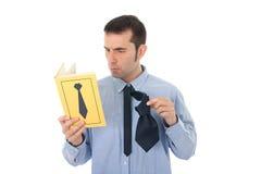 jak i rzeczy krawat Fotografia Stock
