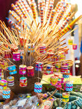 Jak ka jan, Thai retro toy Stock Photo