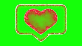 Jak Kierowy Neonowy Zielony tło ilustracja wektor