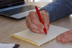 Jak początku nowy biznes Chce zaczynać nowego biznes Obraz Stock