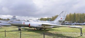 Jak-25r verkenningsvliegtuigen (1959) Royalty-vrije Stock Foto's