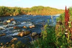 jak rzeka Obraz Royalty Free